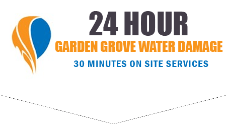 Garden Grove Water Damage